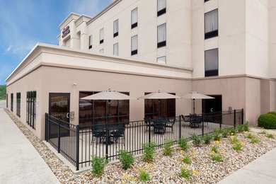 Hampton Inn & Suites Mercer