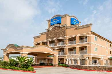 Baymont Inn & Suites Suites Galveston