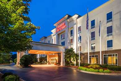 Hampton Inn & Suites Clinton