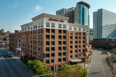 Hampton Inn Camden Yards Baltimore