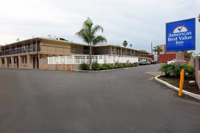 Americas Best Value Inn Riverside