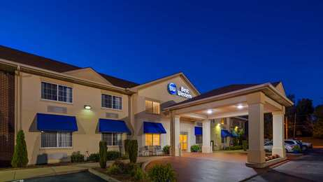 Best Western Central City Hotel