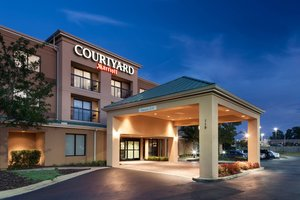 Courtyard by Marriott Hotel Hattiesburg
