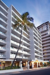 Outrigger Regency Hotel Beach Walk Waikiki Honolulu