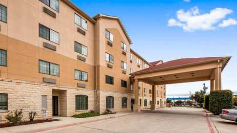Best Western Windsor Pointe Hotel San Antonio