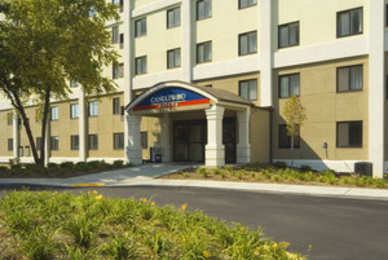 Candlewood Suites City Center Indianapolis
