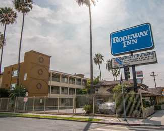 Rodeway Inn Convention Center Los Angeles