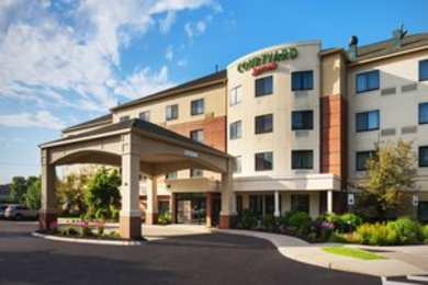 Courtyard by Marriott Airport Hotel South Portland