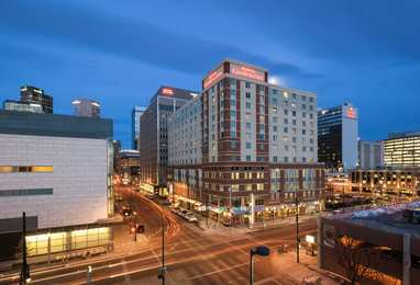 Hilton Garden Inn Downtown Denver