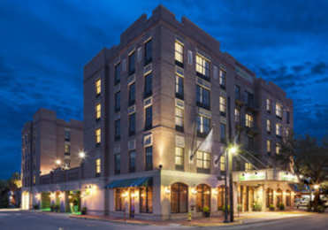 Holiday Inn Historic District Savannah