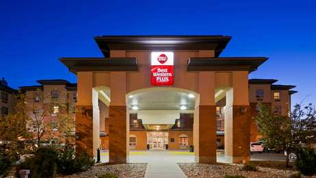 Best Western Plus Meridian Hotel Lloydminster