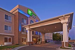 Holiday Inn Express Hotel & Suites Bethany