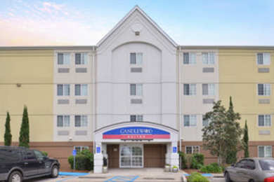 Candlewood Suites River Ranch Lafayette