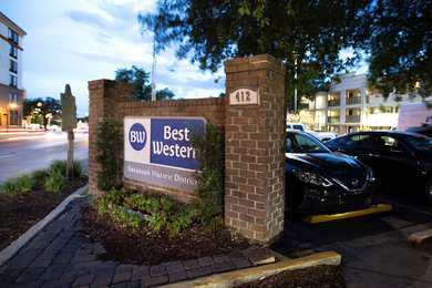 Best Western Plus Inn Historic District Savannah