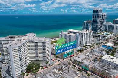Crystal Beach Suites Miami Beach