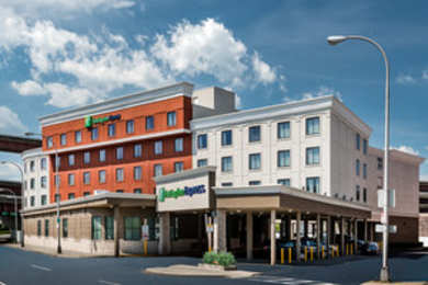 Holiday Inn Express Downtown Albany