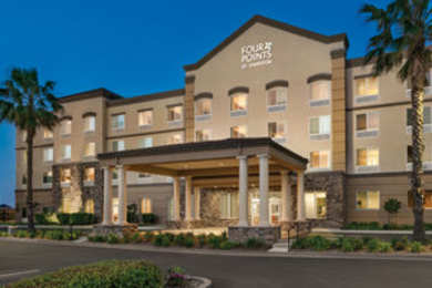 Four Points by Sheraton Hotel Airport Sacramento