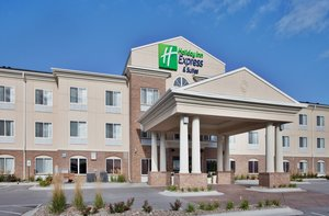 Holiday Inn Express Hotel & Suites Omaha