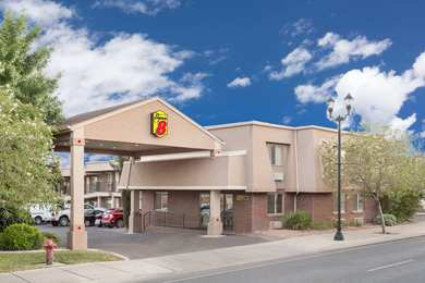 Super 8 Hotel St George