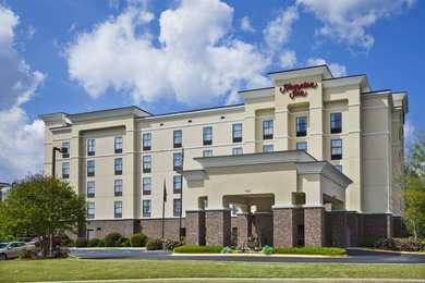 Hampton Inn I-20 Clemson Road Columbia