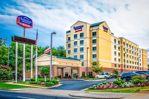 Fairfield Inn & Suites by Marriott New York Avenue DC