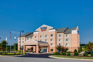 Fairfield Inn & Suites by Marriott I-85 South Hill