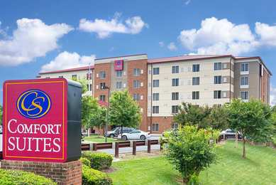 Comfort Suites At Virginia Commons Glen Allen