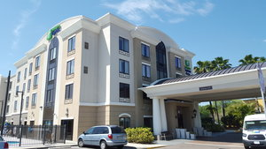Holiday Inn Express Hotel & Suites Busch Gardens Tampa