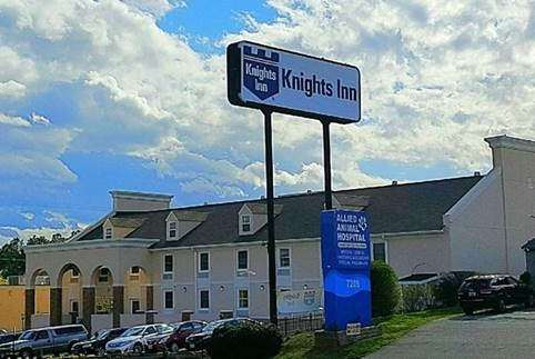 Knights Inn & Suites University of Richmond