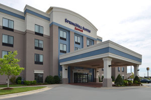 SpringHill Suites by Marriott Airport Oklahoma City