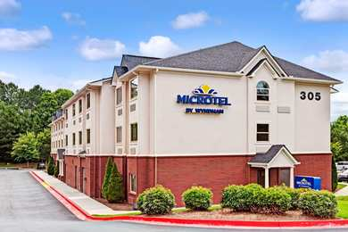 Microtel Inn by Wyndham Woodstock
