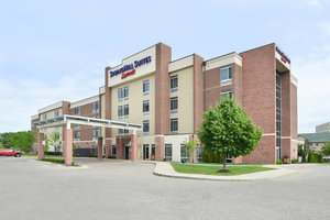SpringHill Suites by Marriott Detroit Airport Romulus