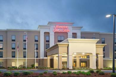 Hampton Inn & Suites Airport Savannah