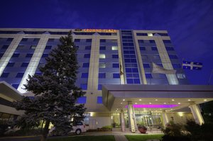 Crowne Plaza Hotel Montreal Airport St Laurent