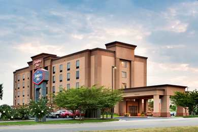Hampton Inn South Harrisonburg