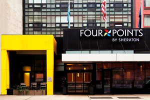Four Points by Sheraton Hotel Times Square NYC