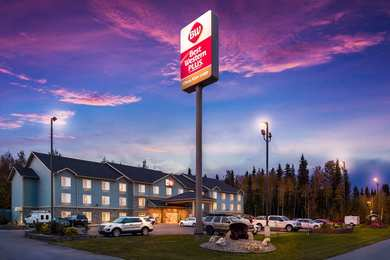 Best Western Plus Chena River Lodge Fairbanks