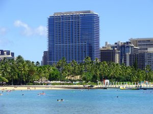 Trump International Hotel Beach Walk Waikiki Honolulu