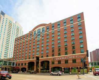 DoubleTree by Hilton Hotel Downtown Rochester