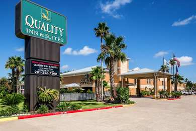Quality Inn & Suites Seabrook