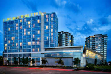 Westin Wall Centre Hotel Vancouver Airport Richmond