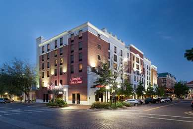 Hampton Inn & Suites Downtown Gainesville