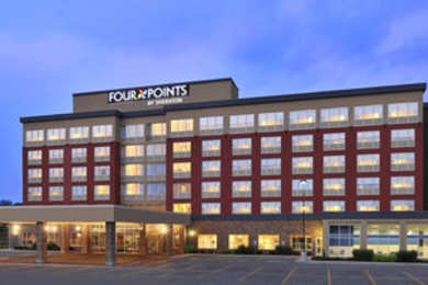 Four Points by Sheraton Hotel Cambridge