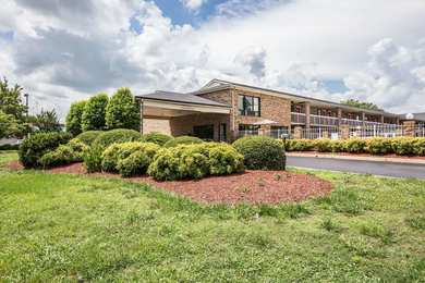 Rodeway Inn Expo Center Spartanburg