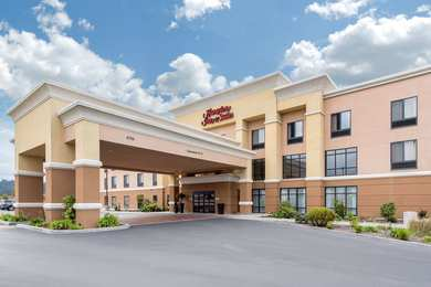 Hampton Inn & Suites Arcata