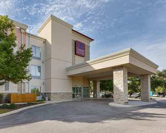 Comfort Suites Vantage Way San Antonio