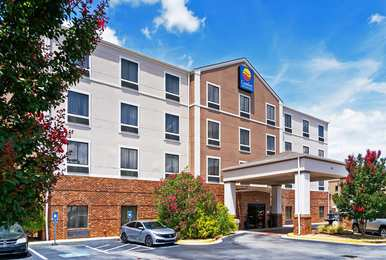 Comfort Inn & Suites West Augusta
