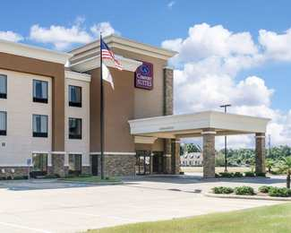 Comfort Suites Greenwood