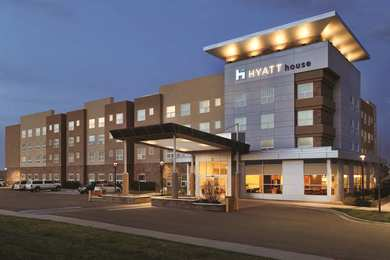 Hyatt House Hotel Airport Denver