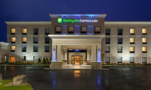 Holiday Inn Express Hotel & Suites East Malone